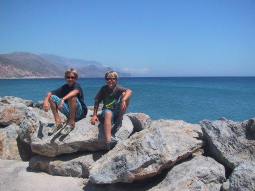 Kreta, Paleochora